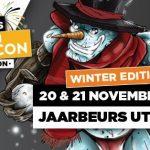 Heroes Dutch Comic Con 2021 bevestigd!