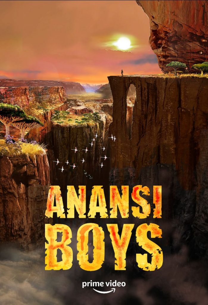 Anansi Boys serie