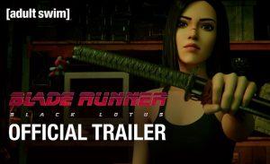 Blade Runner Black Lotus trailer