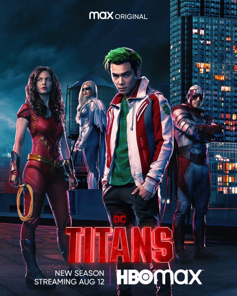 Titans seizoen 3 trailer