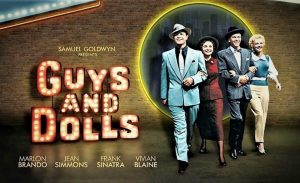 Guys and Dolls musical remake