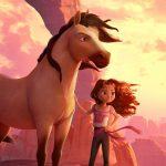 Trailer voor animatiefilm Spirit Untamed