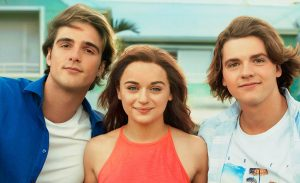 The Kissing Booth 3 trailer