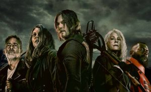 The Walking Dead seizoen 11 Disney Plus Star