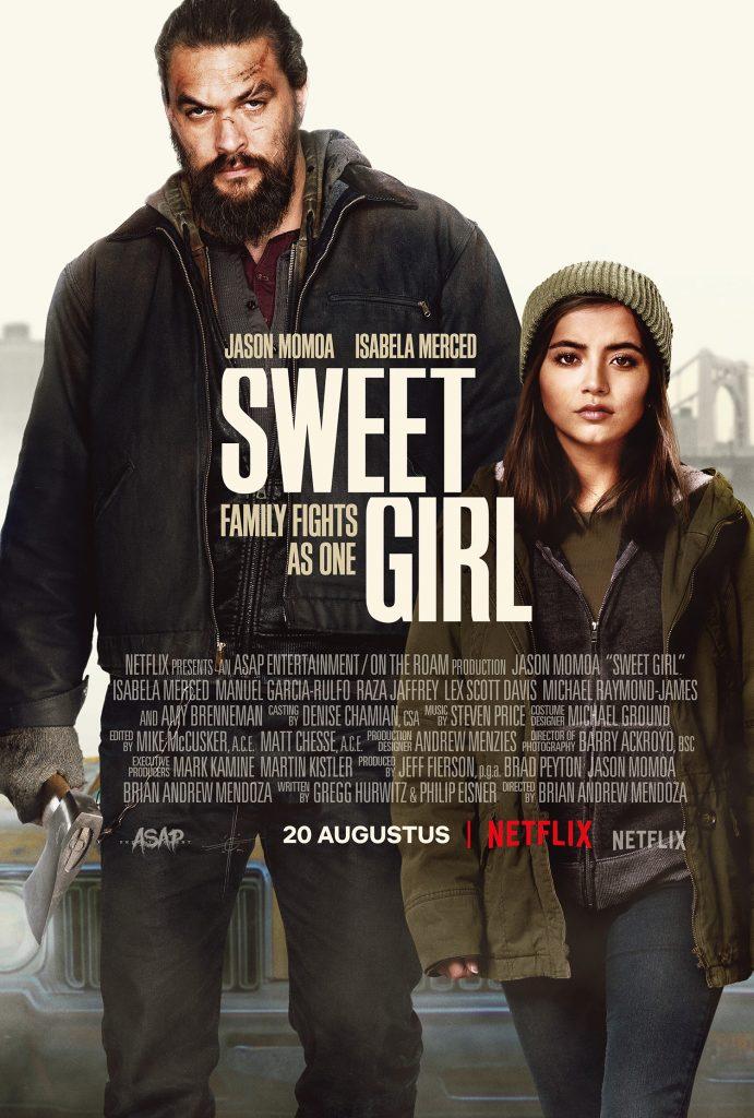 Sweet Girl Netflix