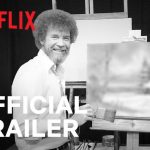 Trailer voor Netflix documentaire Bob Ross: Happy Accidents, Betrayal & Greed