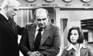 Ed Asner The Mary Taylor Moore show