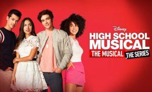 High School Musical The Musical The Series seizoen 3