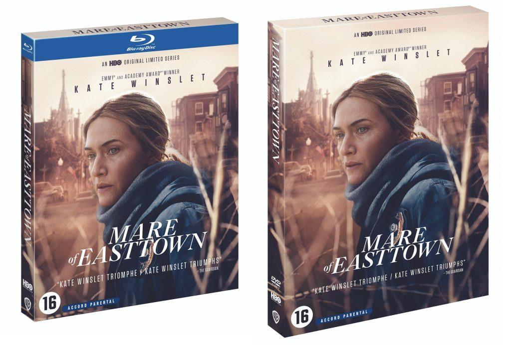 Mare of Easttown op Blu-ray en DVD