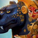 Trailer voor Netflix serie Maya en de Drie Krijgers