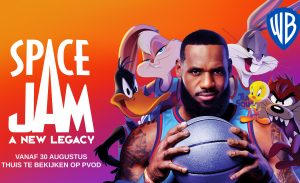 Space Jam A New Legacy thuis