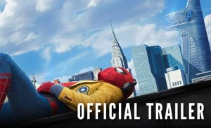 Spider-Man Homecoming Official trailer