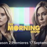 Pandemie en racisme in The Morning Show seizoen 2 trailer