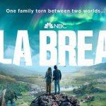 La Brea posters onthullen de opvallende kloof tussen werelden in de nieuwe serie