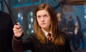 Bonnie Wright Ginny Weasley 2