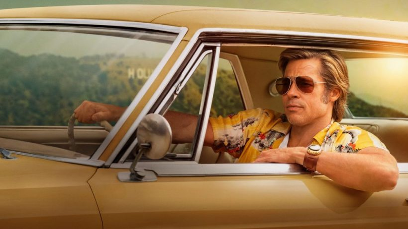 Cliff Booth Brad Once Upon A Time In Hollywood