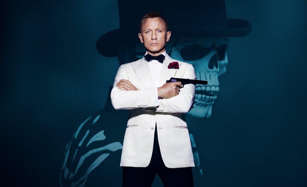 Daniel Craig James Bond films
