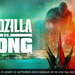 Winactie   Godzilla vs Kong blu ray