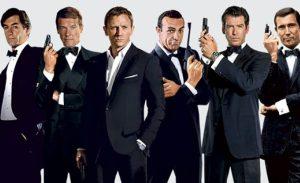 James Bond acteur