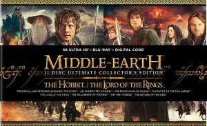 Middle Earth 4K collection