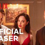 Trailer voor Netflix film Red Notice
