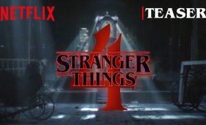 Stranger Things seizoen 4 trailer
