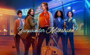 Gunpowder Milkshake Nederland