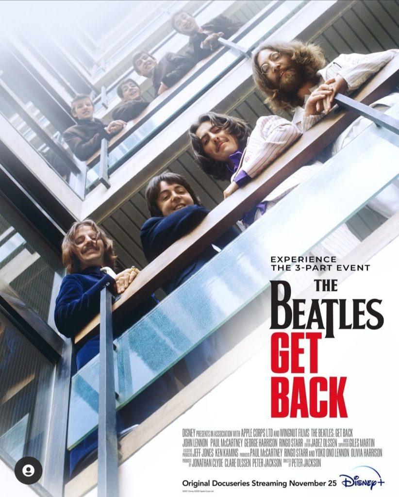 The Beatles Get Back trailer