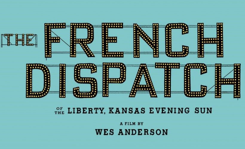 The French Dispatch Recensie